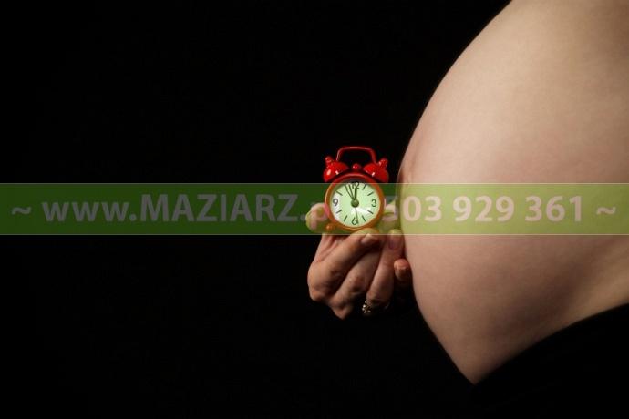 zdjęcia ciążowe Gdańsk