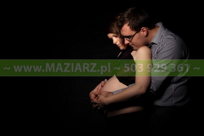 zdjęcia kobiet w ciąży Gdynia