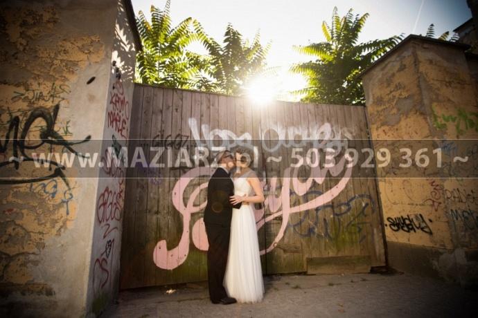 zdjęcia ślubne Trójmiasto